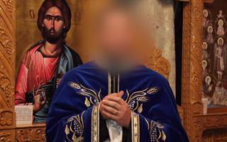 preot constanta, plangere, sotie, pornografie infantila, arhiepiscopia tomisului
