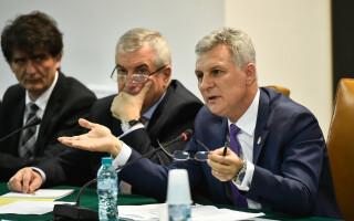 Daniel Zamfir, Calin Popescu Tariceanu