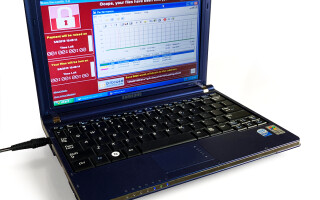 laptop virusat