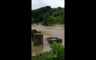 Inundatii in Prahova