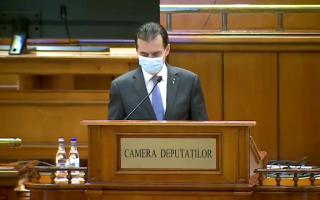 Ludovic Orban, Parlamet