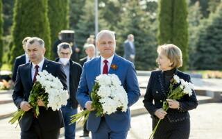 președintele si premierul Republicii Moldova