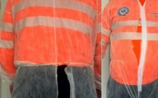 Ambulanțierii din Iași, trimiși să preia cazurile de Covid-19 în combinezoane rupte