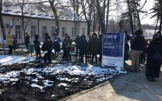 În haosul pandemiei de la Suceava, parlamentarii PSD au avut prioritate la testare în fața cadrelor medicale
