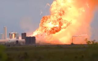 racheta SpaceX