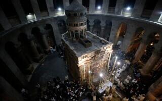 Mormântul lui Iisus Hristos de la Ierusalim