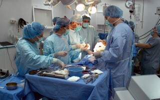 masa de operatie