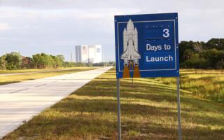 3 zile pana la lansarea Discovery