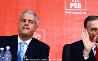 Adrian Nastase si Mircea Geoana - COVER