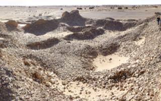 civilizatii pierdute in desert