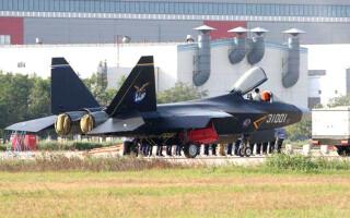 avion Shenyang J-31