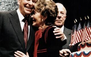 Ronald Reagan si Nancy Reagan