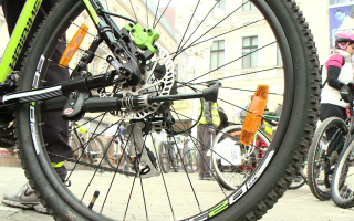 protest biciclete