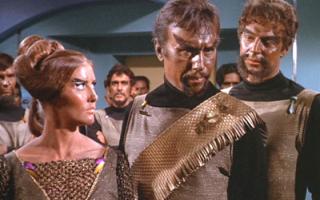 klingonieni, Star Trek