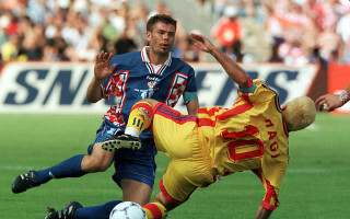Hagi, nationala