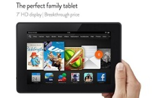 Tableta Kindle Fire HD, 7