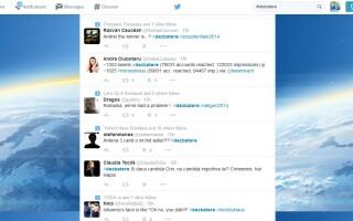 #dezbatere pe Twitter