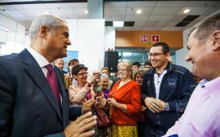 Victor Ponta, Adrian Nastase