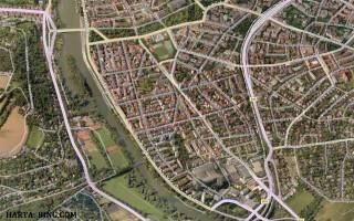 cartierul Sanderau din Wurzburg