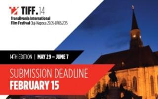 Au inceput inscrierile pentru TIFF 2015
