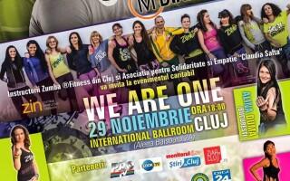 Zumbathon in scop caritabil la Cluj-Napoca