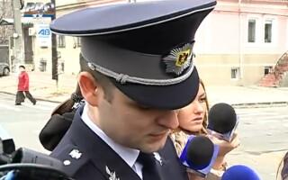 Politist din Republica Moldova