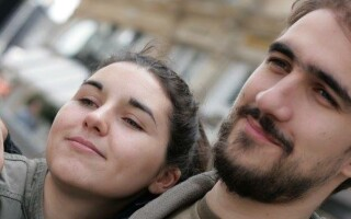 Catalina Ionita si Mihai Alexandru
