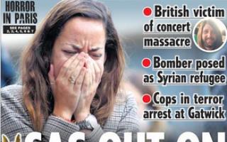 ziare paris atentate
