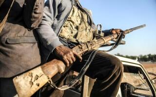Civili care lupta impotriva Boko Haram