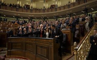 parlament spania
