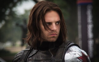 Sebastian Stan in Captain America