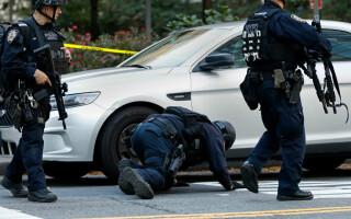 echipe SWAT în New York