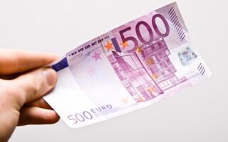 500 de euro