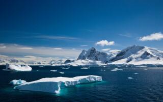 gheţari antarctica