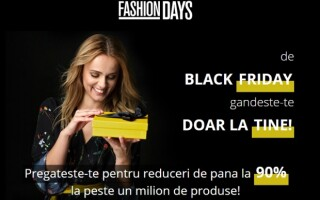 Fashion Days Black Friday