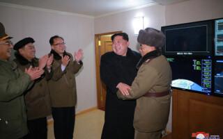 Coreea de Nord, lansare racheta, Kim Jong-un - 3
