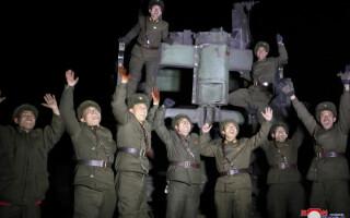 Coreea de Nord, lansare racheta, Kim Jong-un - 4