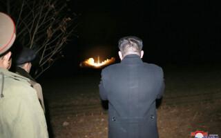 Coreea de Nord, lansare racheta, Kim Jong-un - 6