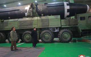 Coreea de Nord, lansare racheta, Kim Jong-un - 12
