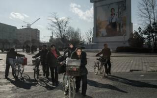 Femei din Coreea de Nord