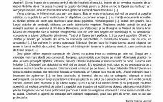 Bacalaureat Limba şi literatura română