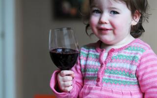 Fetita vin