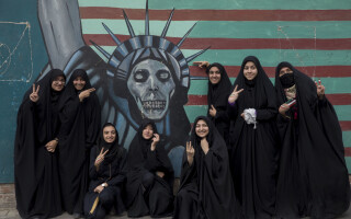 proteste iran - 1