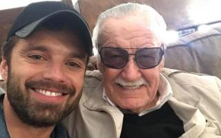 Stan Lee si Sebastian Stan