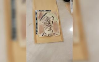 tablou furat Picasso