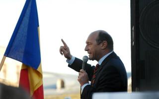 Traian Băsescu în 2007