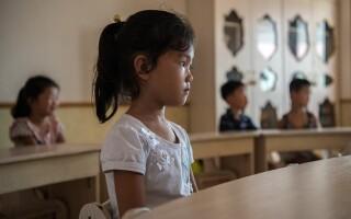 eleva din Coreea de Nord