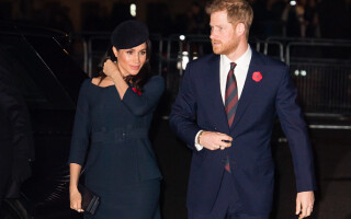 Meghan Markle, Prințul Harry