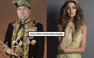 rege malaezia, miss moscova, rusia, Oksana Voevodina