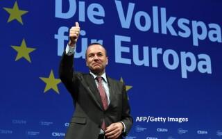 Manfred Weber - AFP/Getty